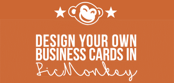 Design Your Own Business Cards In Picmonkey Tastefully Eclectic