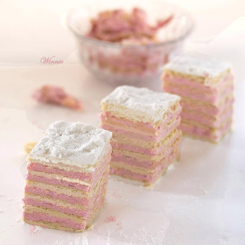 Cherry Filled Bundt Cake