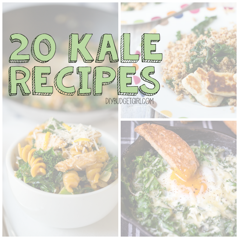 20 Recipes to Sneak More Kale Into Your Diet