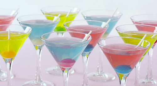 Blow Pop Martinis - Tastefully Eclectic